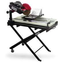 Tile Cutting Table with Diamond