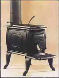 Wood Stove Heater #26