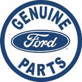 Ford Genuine Parts Tin Sin