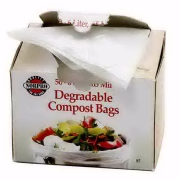 Bio-Degradable Bags, 50 Count