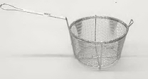 8.5 inch fryer basket