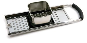 Sliding Spaetzle Maker
