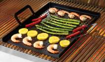 Large Non-Stick Deep Grilling Topper