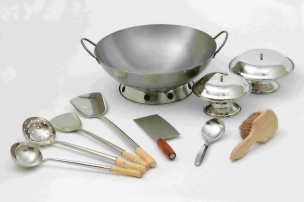 Wok Cooking Kit