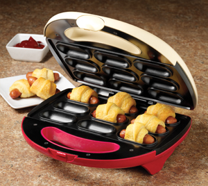 Pigs in a Blanket Appetizer Maker
