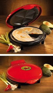 8 in. Electric Quesadilla Maker