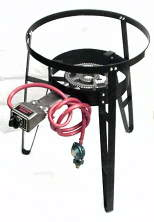 Tall Outdoor Camping Propane Gas Burner