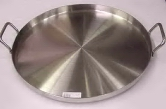 Stainless Steel Flat Cook Comal