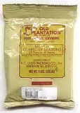 Leggs old Plantation Pork Sausage Seasoning
