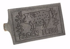 Rectangle Bacon Press