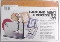 Ground Meat Processing Kit