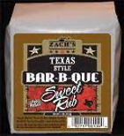 Sweet Barbecue Seasoning