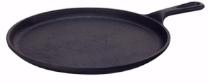Cast Iron Round Griddle 10 1/2