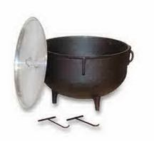 Large Cooking Kettles