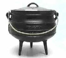 Potjie Cook Pot 8 English Gallons