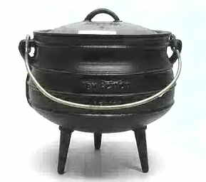 Potjie Cook Pot 20 English Gallons