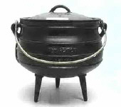 Potjie Cook Pot 3 English Gallons