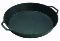 17 Inch Cast Iron Skillet