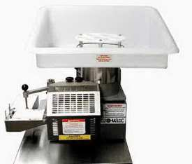 Heavy Duty Commercial Patty-O-Matic 330A