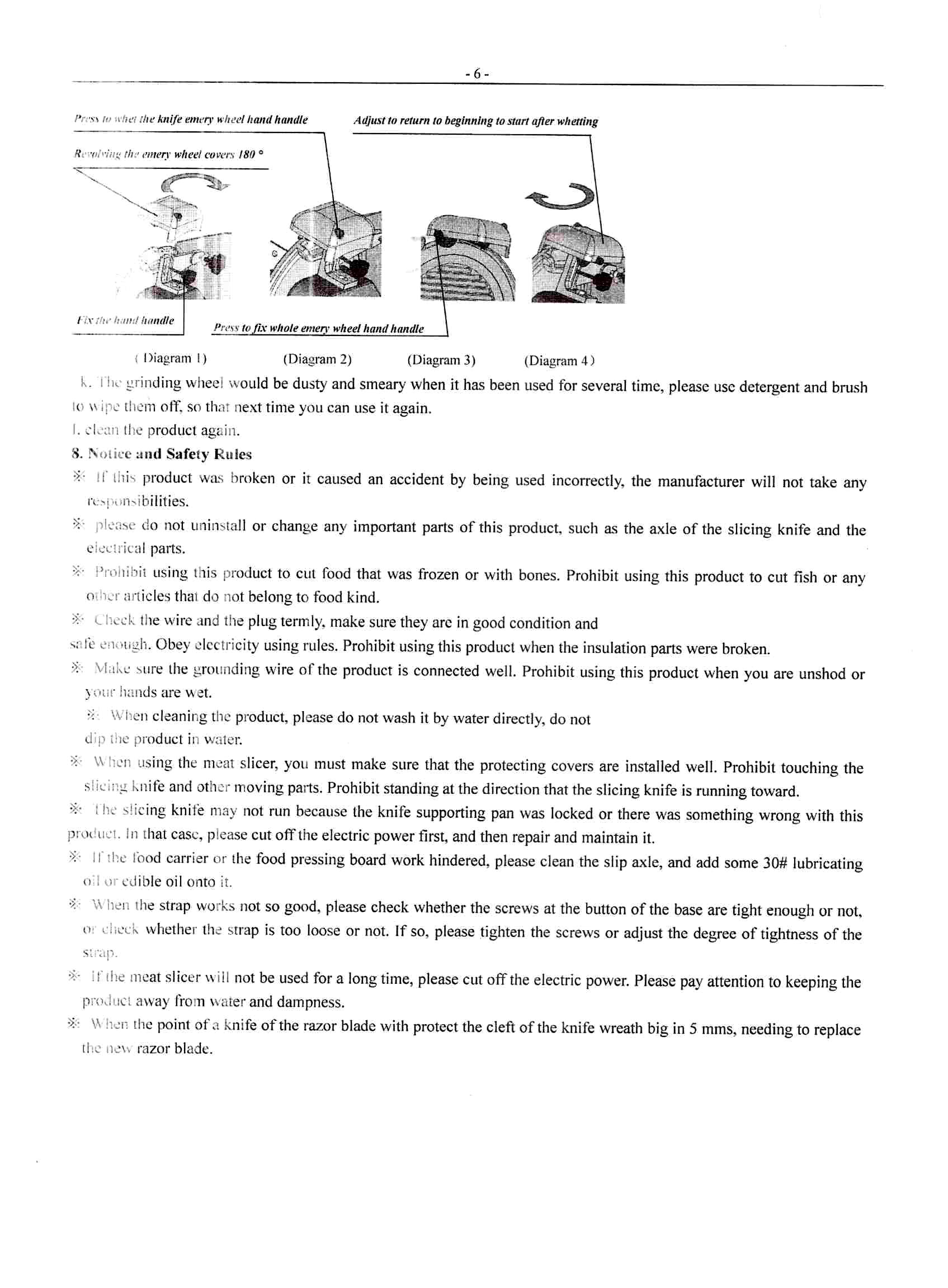 Manual for Automatic Slicer