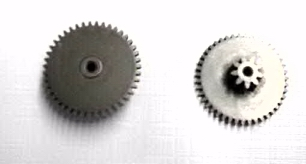 motor gear attachment