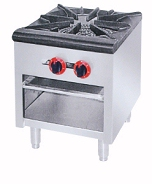 Single Stock Pot Stove