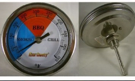 5 BBQ Thermometer