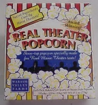 Real Theater Popcorn