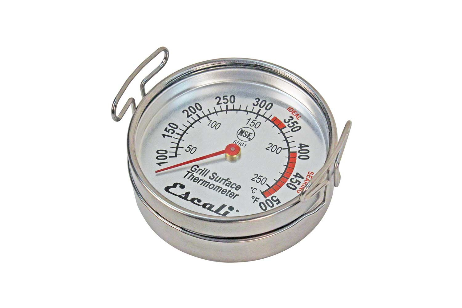Thermometers for Grill Surface