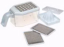 Multi-Grater with Juicer & Egg Separator