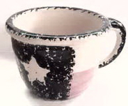 Texas Flag Crock Soup Bowl