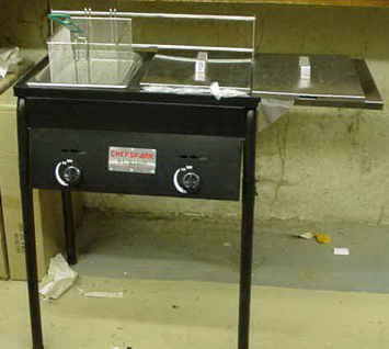 Fish Fryer
