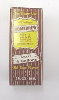 Cream Soda Concentrate  2 fl. oz