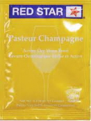 Champagne Yeast Packet Recommended for above Concentrates