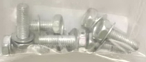 Hydraulic Stuffer Piston Bolts
