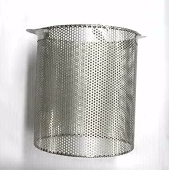 Stainless Steel Strainer Basket for #31 stuffer