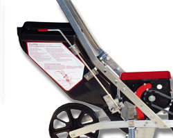 Garden Seeder Fertilizer Attachment