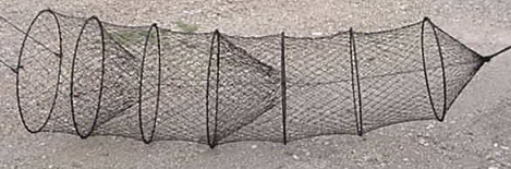 Collapsible Hoop Net