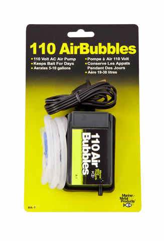 Marine Metal 110 Air Bubbles