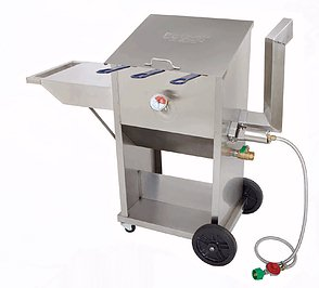 9 gallon Outdoor Fryer