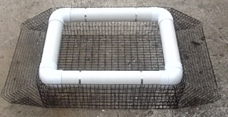 Sundeck Turtle Trap without Bait Tower