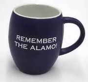Remember the Alamo Mug