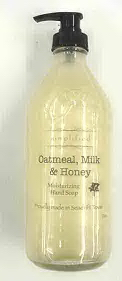 Oatmeal, Milk & Honey Hand Moisturizing Soap
