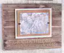 Grandchildren Complete The Circle of Life Picture Frame