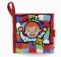 Goodnight Baby Soft Book