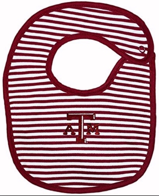 Texas A&M Striped Bib