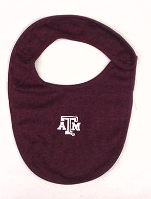 Texas A&M Maroon Bib