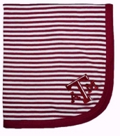 Texas A&M Striped Blanket