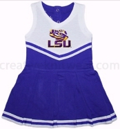 Cheer Dress LSU