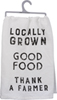 Locally Grown Dish Towel